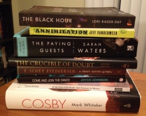 September 2014 Book Haul